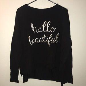 BNWOT Vici Doll Sweater 🖤